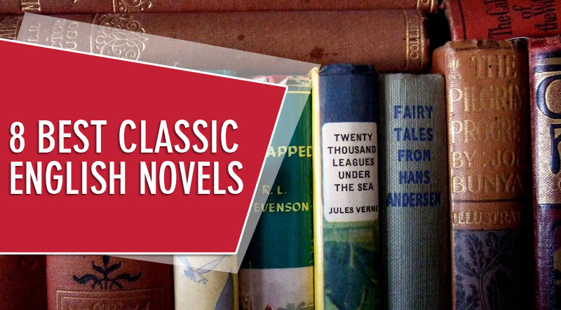 post5 1 - 8 Best Classic English Novels