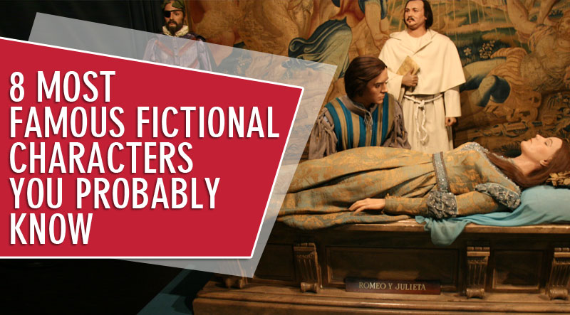 post1 - 8 Most Famous Fictional Characters You Probably Know